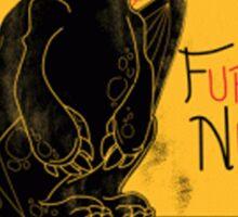Fury De Nuit Sticker