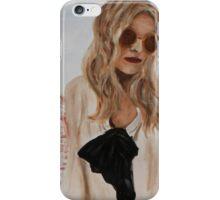 Shy Girls iPhone Case/Skin