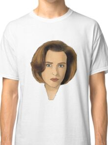 Agent Scully Classic T-Shirt