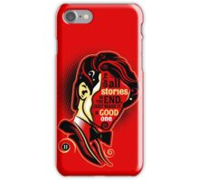 Who Says What No. 11 iPhone Case/Skin