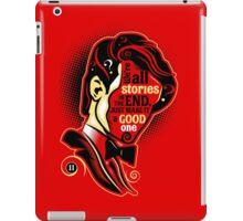 Who Says What No. 11 iPad Case/Skin