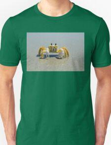 Crab on Beach Unisex T-Shirt