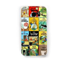 Tintin Book Covers Samsung Galaxy Case/Skin
