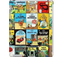 Tintin Book Covers iPad Case/Skin