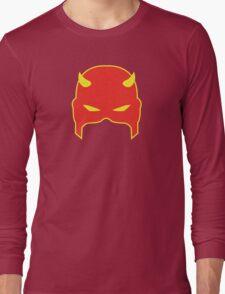 Daredevil Mask Long Sleeve T-Shirt