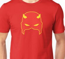 Daredevil Mask Unisex T-Shirt