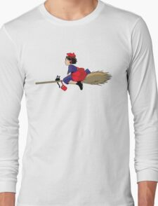 kiki's delivery service Long Sleeve T-Shirt