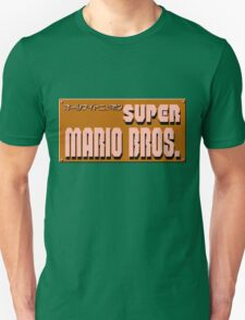 SMBJ Unisex T-Shirt
