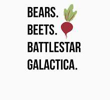 Bears Beets Battlestar Galactica - The Office Unisex T-Shirt