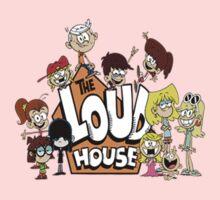 The Loud House Baby Tee