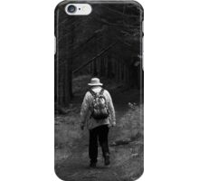 Grandfather in the Woods iPhone Case/Skin