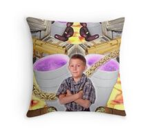 Trap Dewey Throw Pillow