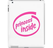 Princess Inside iPad Case/Skin