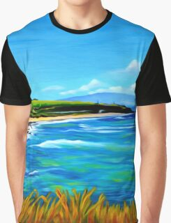 Hoʻokipa Noon Graphic T-Shirt