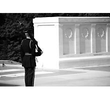 Tomb of the Unknown - 1 Photographic Print