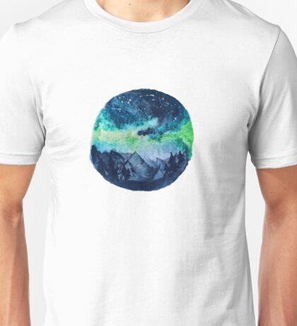 mystic mountains  Unisex T-Shirt
