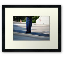 Tomb of the Unknown - 2 Framed Print