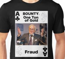 Wanted ACE of CLUBS Unisex T-Shirt