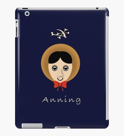 Mary Anning iPad Case/Skin