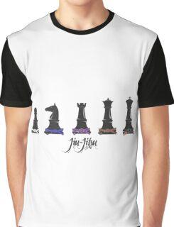 Human Chess Graphic T-Shirt