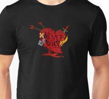 Never Stop Unisex T-Shirt