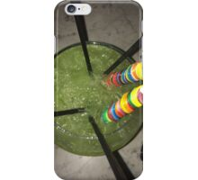 Sour Apple Candy Drink iPhone Case/Skin