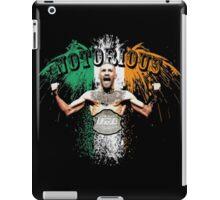 Conor McGregor Notorious UFC iPad Case/Skin