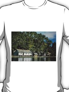 Village on the Water T-Shirt