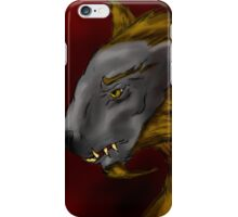 Lycan iPhone Case/Skin