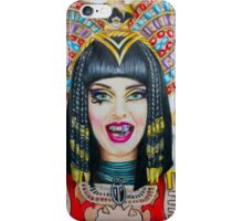Katy Perry in Dark Horse iPhone Case/Skin