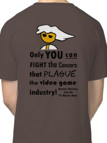 The Gaming Industry Needs Our Help - Gamer Master Funny Geek Meme Classic T-Shirt