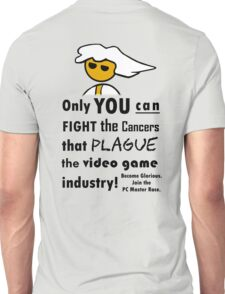 The Gaming Industry Needs Our Help - Gamer Master Funny Geek Meme Unisex T-Shirt