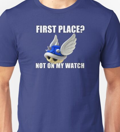 Not on my watch Unisex T-Shirt