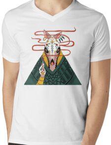 Tacodillo Mens V-Neck T-Shirt