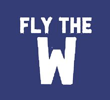 Fly The W White Unisex T-Shirt