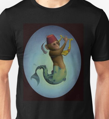 FIJI MERMERMAID Unisex T-Shirt