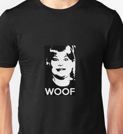 Buzz Your Girlfriend - WOOF! Unisex T-Shirt