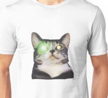 Demonic Kitten Unisex T-Shirt