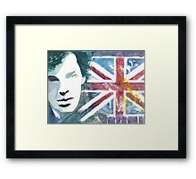Union Ben Framed Print