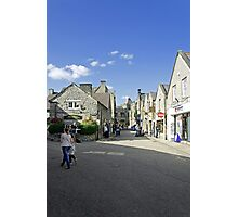 Water Street, Bakewell Photographic Print