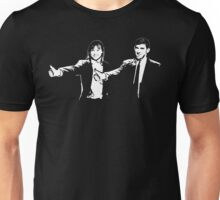 Phelps and Katie - Pulp Fiction Unisex T-Shirt