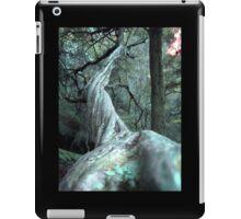 Green Branch iPad Case/Skin