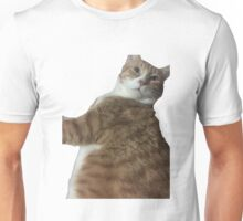 Surprised Cat Unisex T-Shirt