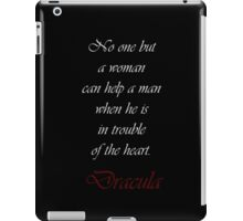 No One But A Woman iPad Case/Skin
