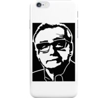 MARTIN SCORSESE iPhone Case/Skin