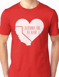 California Girl at Heart Unisex T-Shirt