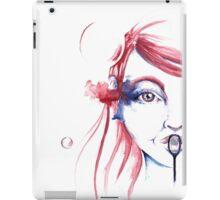 Bubbles - by Holly Elizabeth iPad Case/Skin