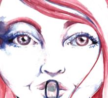 Bubbles - by Holly Elizabeth Sticker
