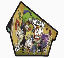 Welcome to the loud house Baby Tee