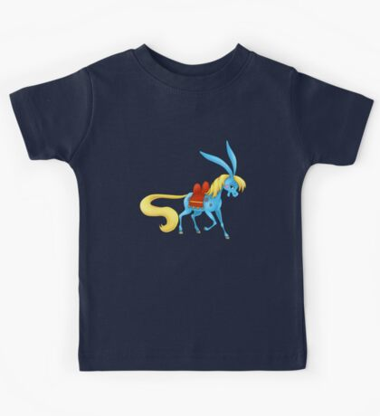 Zip the Magic Pony Kids Tee
